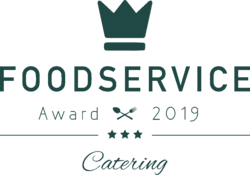 Trotse winnaar Food Service Award 2019